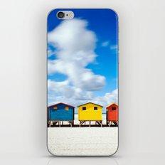 Muizenberg Beach iPhone & iPod Skin