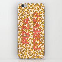 Pizza Forever iPhone & iPod Skin