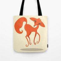 Foxpirit Tote Bag