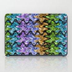 Native Wave Digital Painting iPad Case