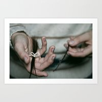 Remains - 2.o Art Print