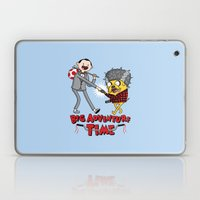 Time For A Big Adventure Laptop & iPad Skin
