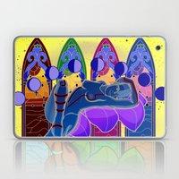 Acid Dreamgirl Laptop & iPad Skin