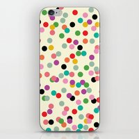 Confetti #1 iPhone & iPod Skin