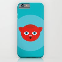 Surprised Cat iPhone 6 Slim Case