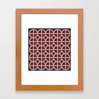 Links v.1 Framed Art Print