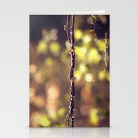 Twisted Vine Stationery Cards