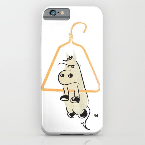 Hung Like a Horse iPhone & iPod Case