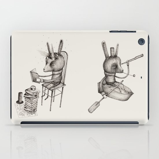 'Dreams Of Leaving' (Part 1 & 2) iPad Case