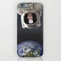 iPhone & iPod Case featuring Astronaut by Anthony Bellus