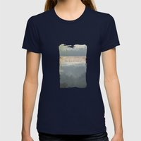 Your Grace still amazes me Womens Fitted Tee Navy SMALL