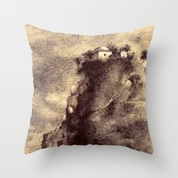 Hıdr'l Al Cebel Throw Pillow