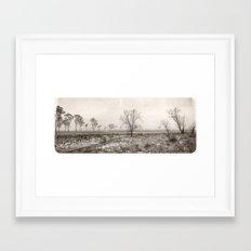 Beautiful Winter Framed Art Print