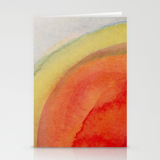 suspended Stationery Card
