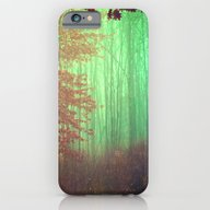 iPhone & iPod Case featuring Autumn Forest by Olivia Joy StClaire