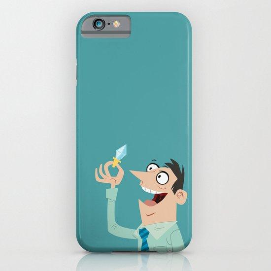 Diamond In The Rough iPhone & iPod Case