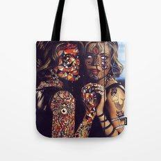 Psychoactive Bear 2 Tote Bag