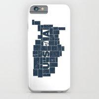 U S of A iPhone 6 Slim Case