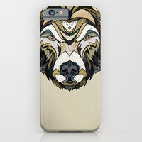 iPhone & iPod Case featuring Bear by Andreas Preis