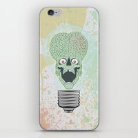 Think Martian  iPhone & iPod Skin
