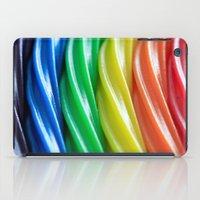 Licorice Twizzlers iPad Case