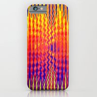 Ripples in a dream iPhone 6 Slim Case
