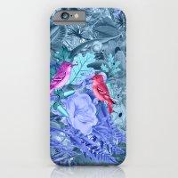 blue&birds iPhone 6 Slim Case