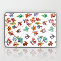 Colorful Fishes Laptop & iPad Skin