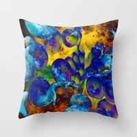 They Return Throw Pillow
