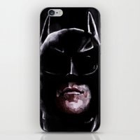 Gotham's Knight iPhone & iPod Skin