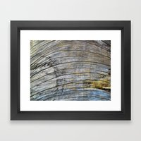 Jersey Wind I Framed Art Print