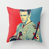 Towes One Goal Throw Pillow