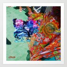Explom Art Print