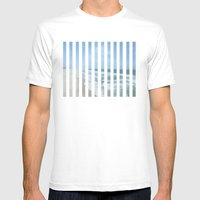 Up Up Up Mens Fitted Tee White SMALL