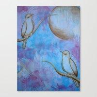 Moonlight II Canvas Print
