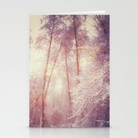 My Magic Forest Stationery Cards