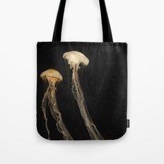 Gemini Rising Tote Bag