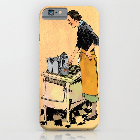 Saint Julia, Patroness of Kitchens iPhone & iPod Case