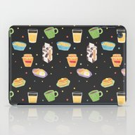 Yummy Breakfast iPad Case