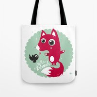Let's be friends Tote Bag