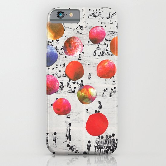 BEACH BALLS iPhone & iPod Case