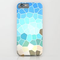 iPhone & iPod Case featuring Abstract Geometric Background by Rosa Puchalt