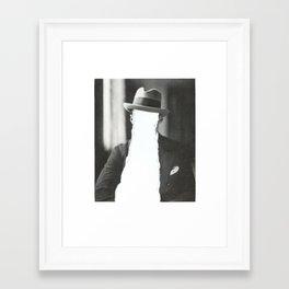 Framed Art Print - Remain In Memory - Richard Vergez