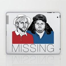 Missing Laptop & iPad Skin