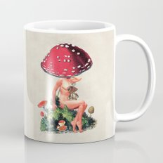 Shroom Girl Mug