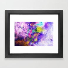 Everything is nothing 13 (therefore it was beautiful) Framed Art Print