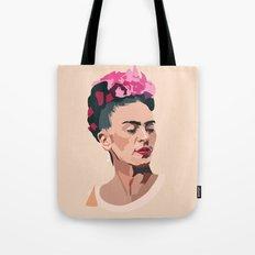 Frida Kahlo - Artist Series Tote Bag