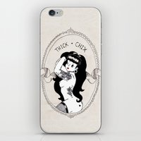 THICK-CHIX iPhone & iPod Skin