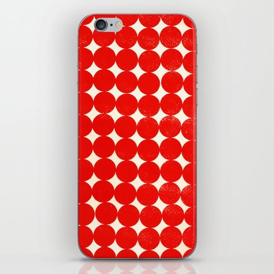 Unity Red iPhone & iPod Skin