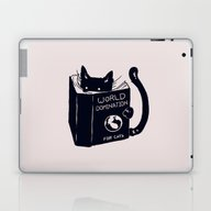 World Domination For Cat… Laptop & iPad Skin